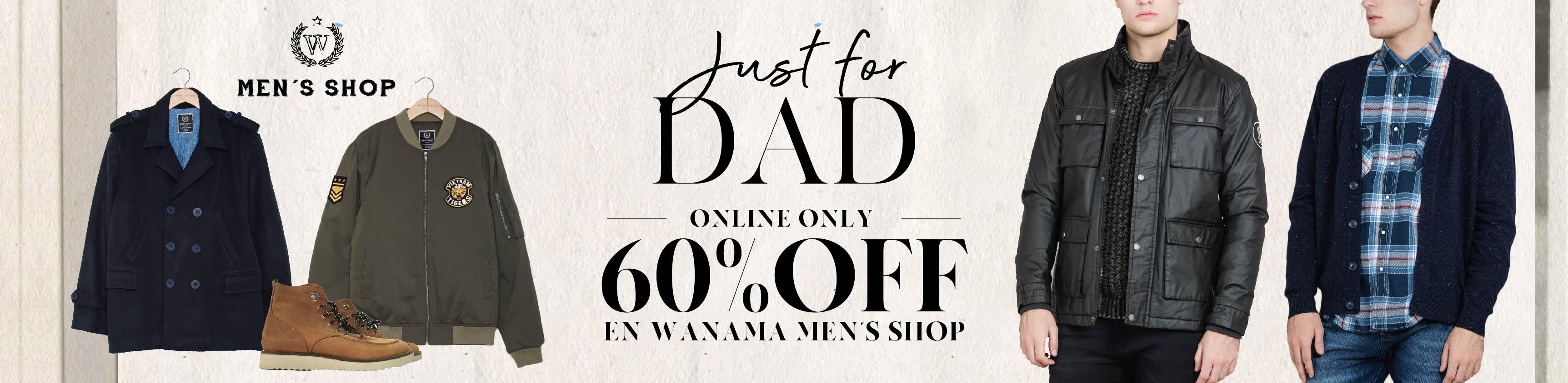 3be424414 Wanama   hombre, ropa para hombre   WANAMA E-Store   Venta online ...