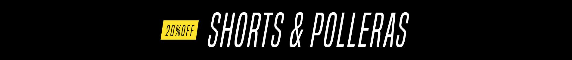 SHORTS & POLLERAS