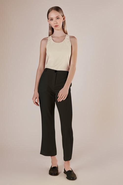 Pantalón Basic Cruce Negro