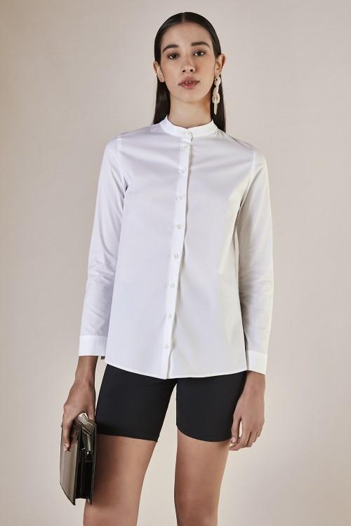 Camisola Basic Blanco