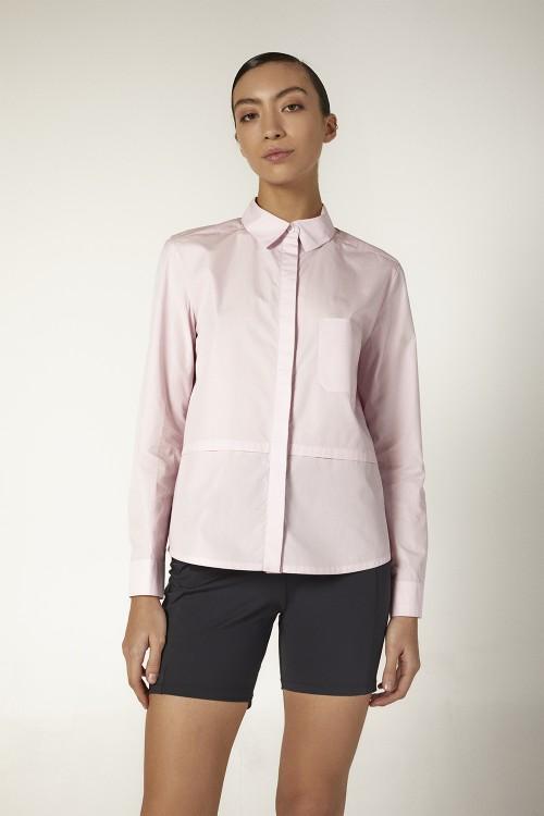 Camisa Heidi Rosa