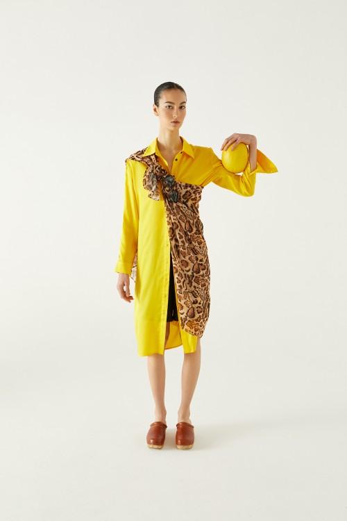 Vestido Furore Amarillo
