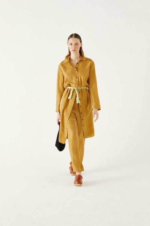 Vestido Furore Camel