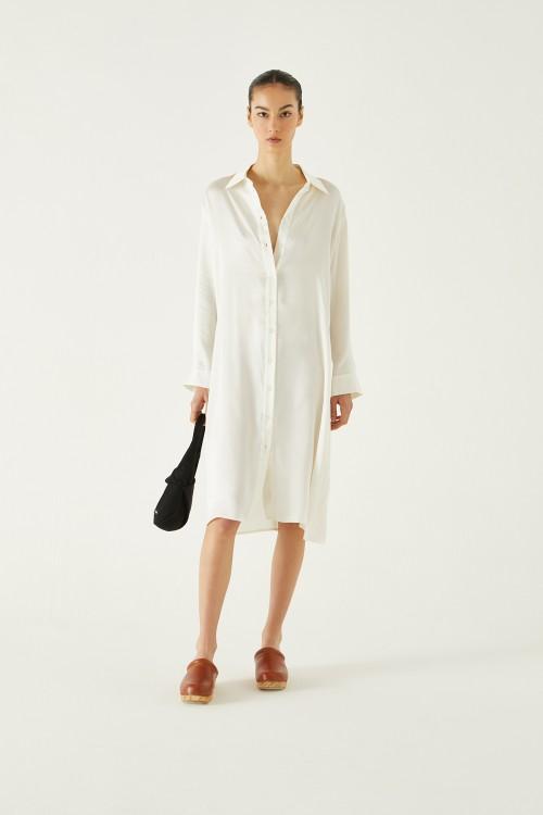 Vestido Furore Off White