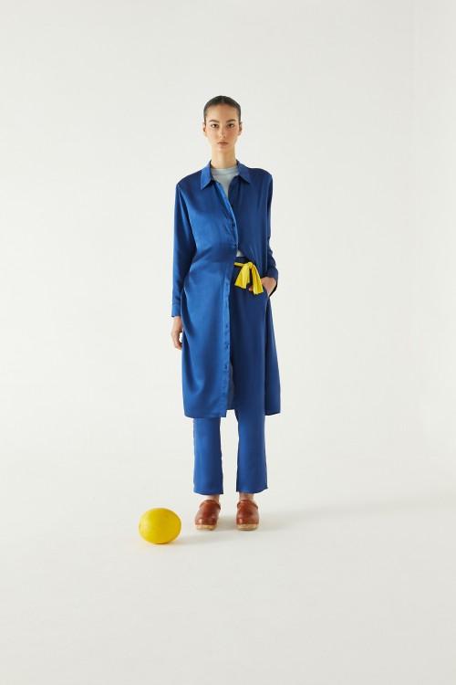 Vestido Furore Azul