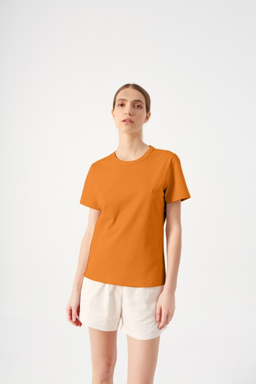 Remera Alba Naranja
