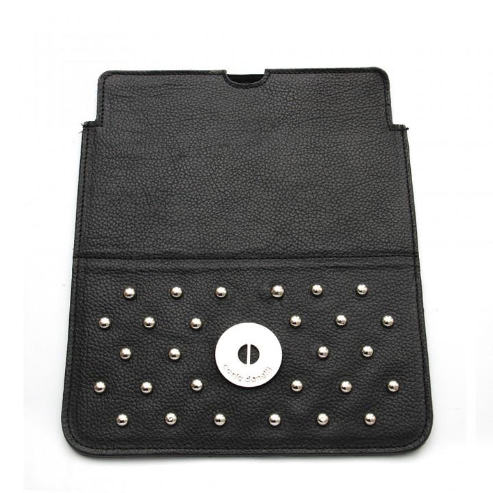 Porta Ipad con tachas