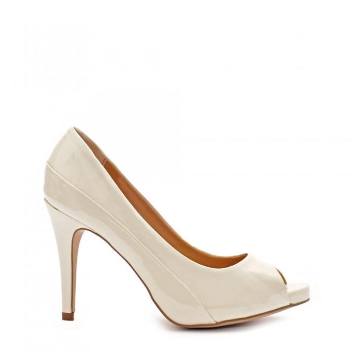 Zapato Peep Toe