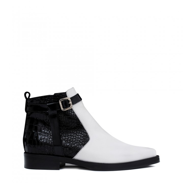 Botineta - Black & White