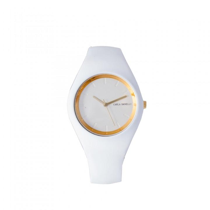 Reloj Blanco Carla Danelli