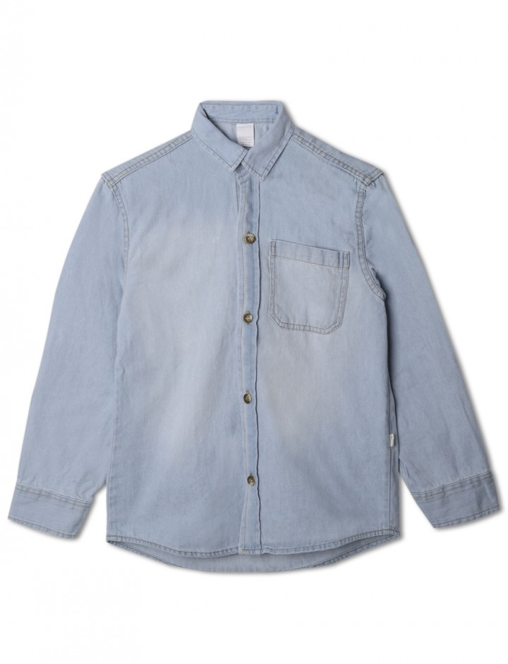 CAMISA BLUE DENIM