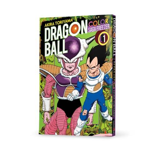 DRAGON BALL COLOR FREEZER 01