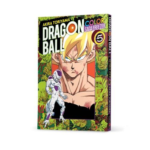 DRAGON BALL COLOR FREEZER 05