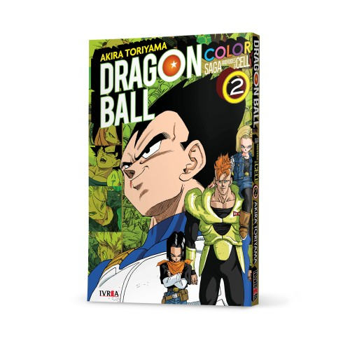 DRAGON BALL COLOR CELL 02