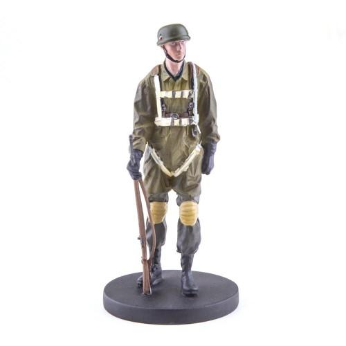 Paracaidista alemán. Noruega (1940)