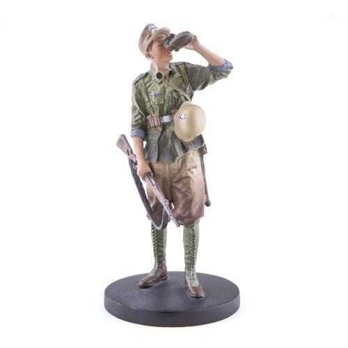 Soldado del Africa Korps. (1942)