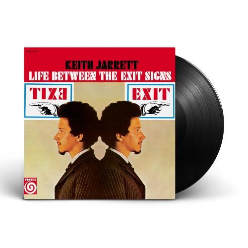KEITH JARRETT–Life Between The Exit Signs