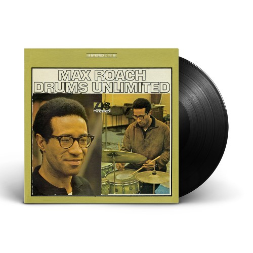 MAX ROACH –Drums Unlimited