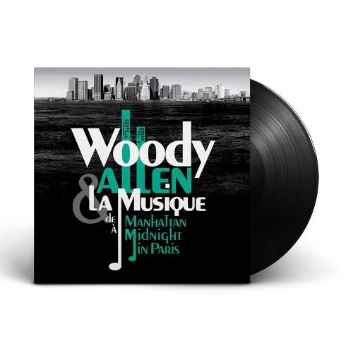 WOODY ALLEN - FROM MANHATTAN TO MIDNIGHT IN PARIS