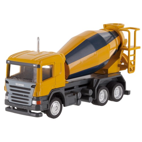 SCANIA-P380 concrete mixer