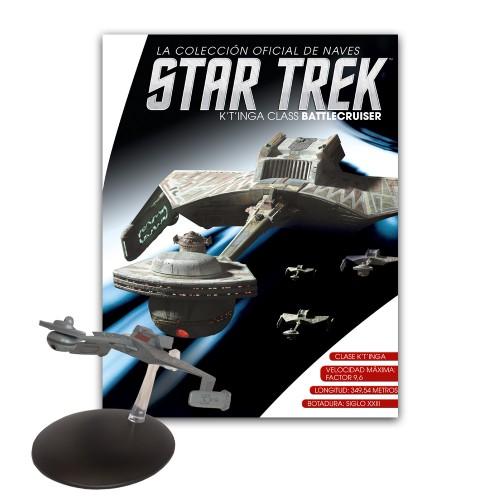 Klingon K-Tinga-class battlecruiser