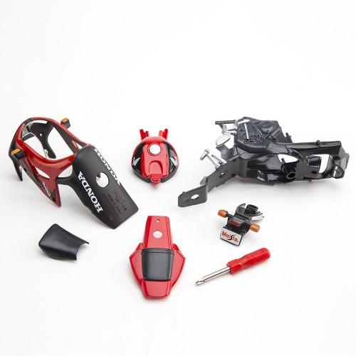 Honda CBR1000RR parte 1