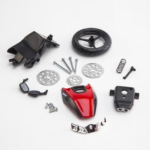Honda CBR1000RR parte 3