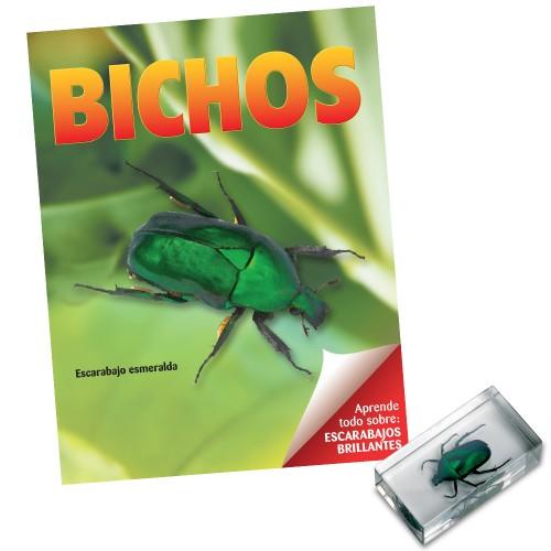 Escarabajo esmeralda