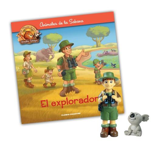 Explorador-Koala hijo