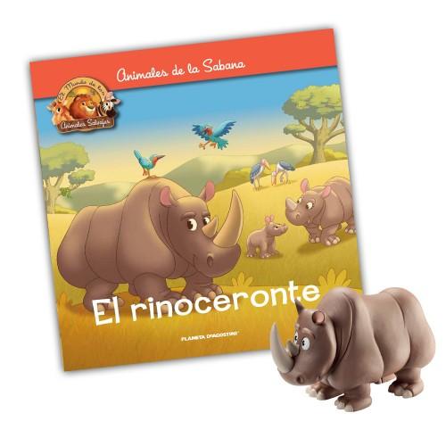 Rinoceronte papá