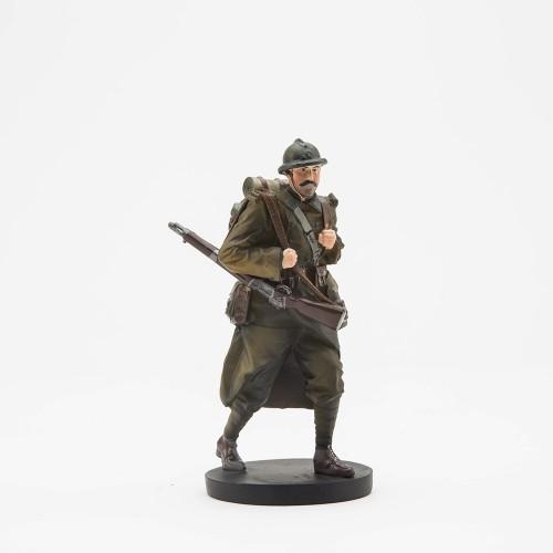 Soldado del 168º Regimiento de Infantería francesa (1940)