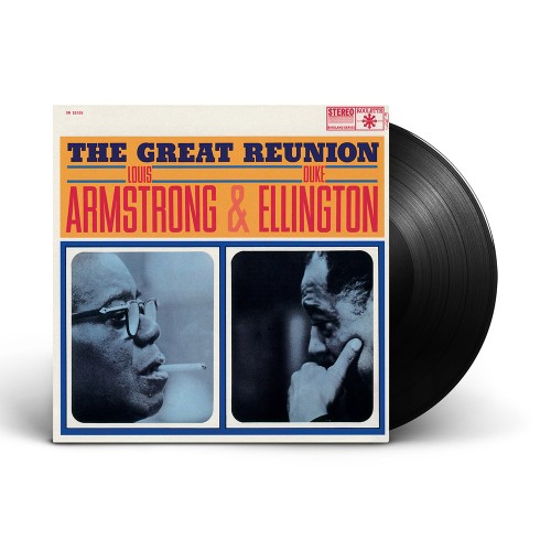 LOUIS ARMSTRONG & DUKE ELLINGTON–Recording Together For The First Time