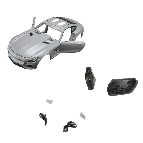 Mercedes - AMG GT Parte 1