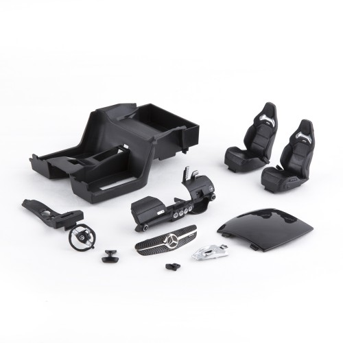 Mercedes - AMG GT Parte 3