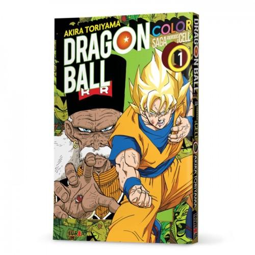 DRAGON BALL COLOR CELL 01