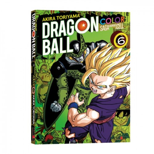 DRAGON BALL COLOR CELL 06