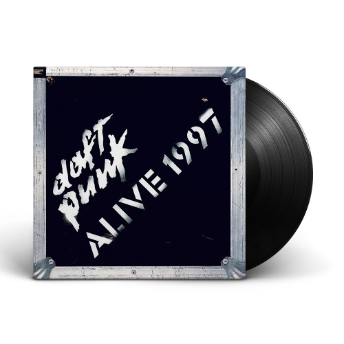 DAFT PUNK - A LIVE 1997