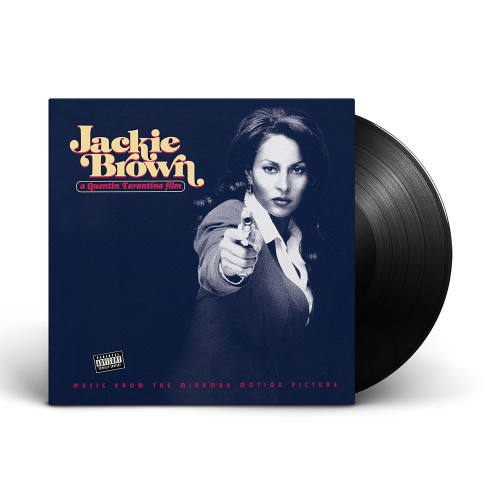 JACKIE BROWN - MUSIC FROM THE