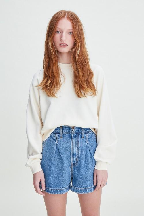 High Waisted Style MUM Short