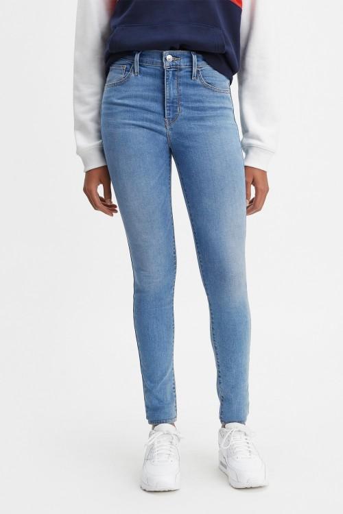 720 Levi's® High-Rise Super Skinny Jeans PERFORMANCE HYPER STRETCH