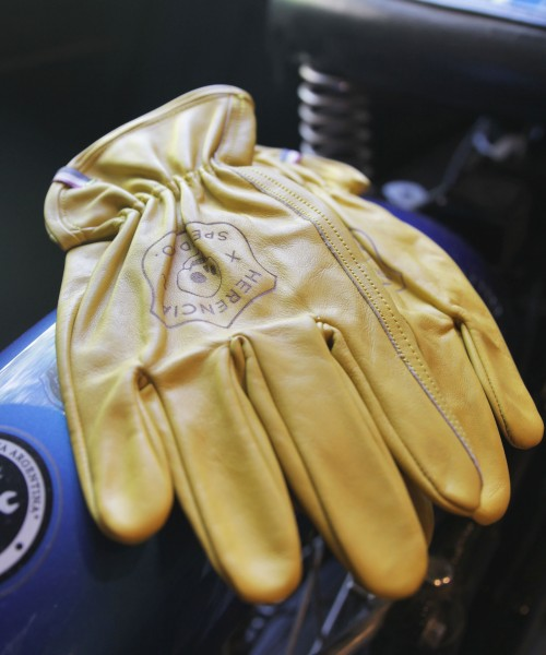 GUANTES HERENCIA SPEED