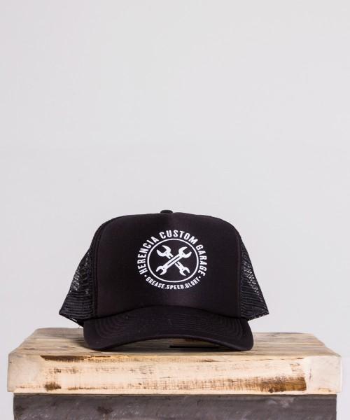 CAP HCG 17 NEGRO TA