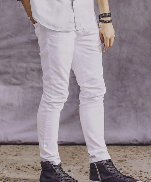 SLIM JEANS TYLER WHITE
