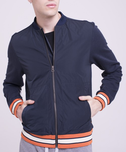 JACKET BOMBER GOTIC