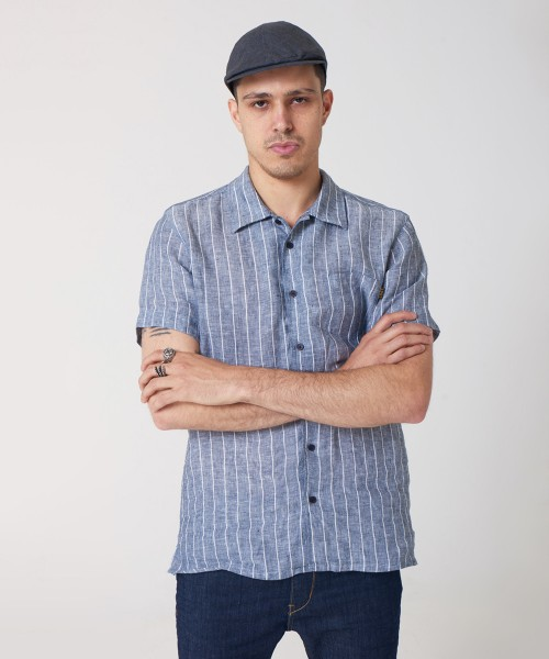 SHIRT STRIPES GUAYABERA 1967