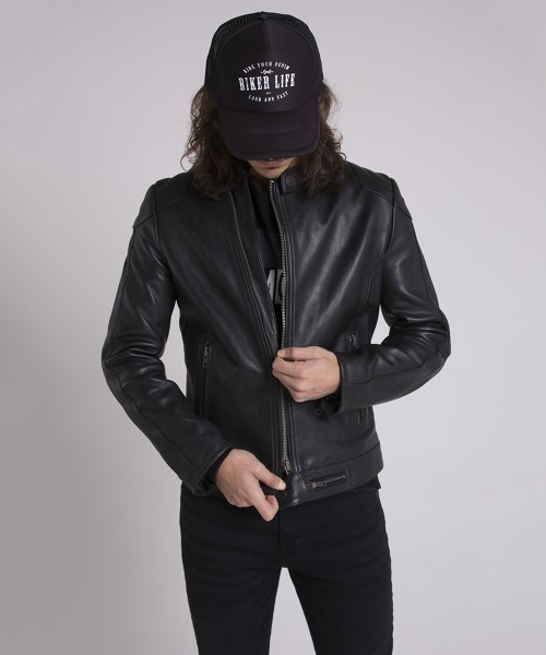 JACKET FATE LEATHER