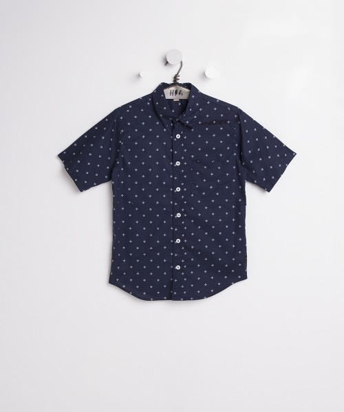 SHIRT BLUE SUMMER