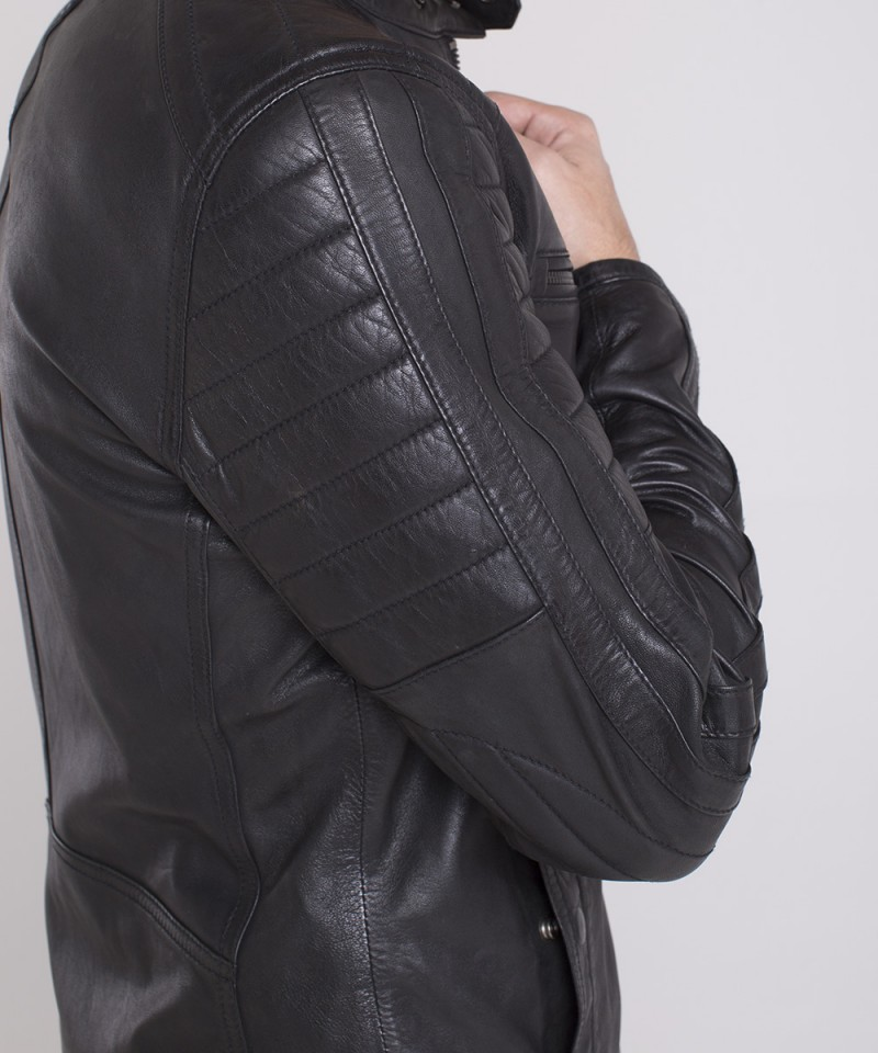 JACKET NORTH LEATHER