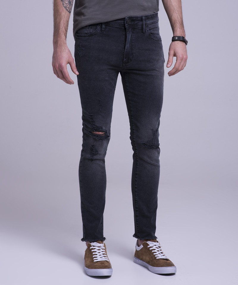 CLASSIC SLIM JEANS ROCK EXTREME