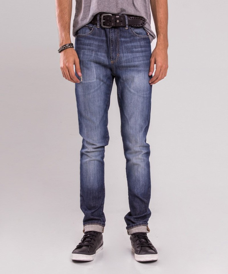 RELAX FIT JEANS HERENCIA VINTAGE